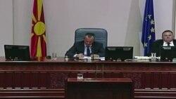 Вељаноски: сите 110 пратеници гласаа за распуштање на Собранието