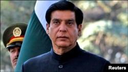 وزیراعظم راجہ پرویز اشرف (فائل فوٹو)