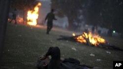 Policija bacila suzavac na demonstrante u Nju Delhiju