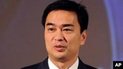 泰國總理阿披實的政府和反對黨派正在為全國選舉做準備。