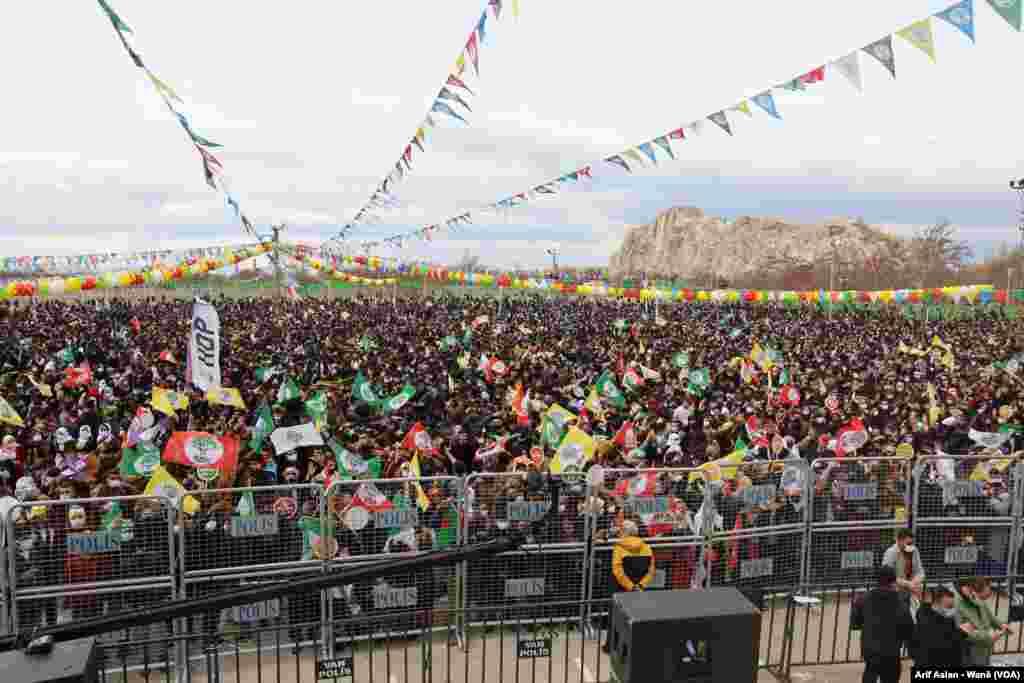 Newroz - Wan, Turkey
