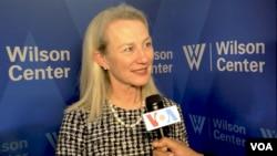 Penjabat Dirjen Deplu AS urusan Asia Selatan, Alice Wells