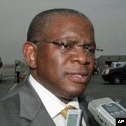George Chikoty, Ministro das Relações Exteriores de Angola