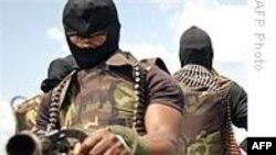 صد ها نفر در دلتای رود نيجر با تحويل سلاحهای خود به مقامهای دولت نيجريه مشمول عفو شدند