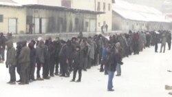 Crisis humanitaria por bajas temperaturas