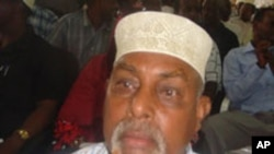 Casoowe oo Dhaliilay Shariif Xasan