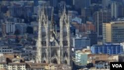 Un grupo de cubanos se han radicado en ciudades como Quito y Guayaquil, después de una ley de no visado aprobada en 2008.