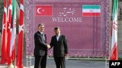 Cumhurbaşkanı Gül Tahran'da
