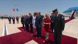 Presiden Trump di Israel Desak Perdamaian dengan Palestina