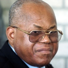 Etienne Tshisekedi - Kabila's most formidable opponent in the presidential race (file photo)