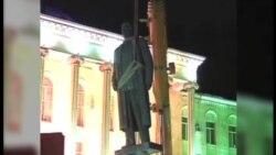 그루지아 스탈린 동상 논란