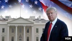 Дональд Трамп, новообраний 45-й президент США