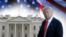 """川普就任美国总统时表示,美国的外交要以""""美国优先""""。"""