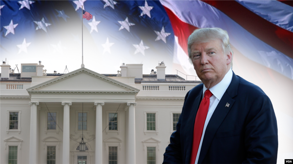 Tổng thống tân cử Mỹ Donald Trump