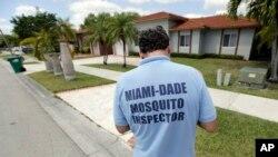 Vlasti na Floridi brine što su prenosioci zika virusa - lokalni komarci.