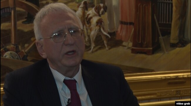 Former Under Secretary of State for Arms Control and International Security Robert Joseph