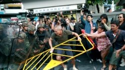 No Justification For Thai Coup