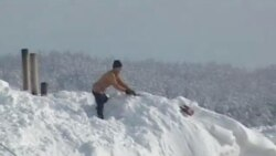 Në Veri rifillojnë rreshjet e dëborës