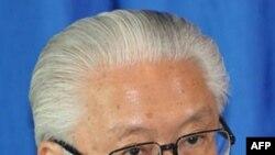 Tổng thống Singapore Trần Khánh Viêm