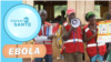 """Ebola reste une """"urgence"""" mondiale, selon l'OMS"""