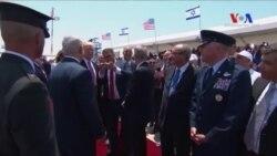 İsrailli Milletvekili Trump ile Selfie Çekti