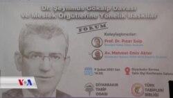 Li Amedê Semînera jibo Azadîya Dr. Şehmus Gokalp