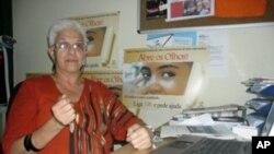 Carmen Ramos, Directora de Programas da Save The Children