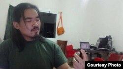 Sinh Vinh Ngo Nguyen, người Mỹ gốc Việt ở bang California. Ông Vinh đã nhận tội hỗ trợ khủng bố năm 2013, và bị kết án 13 năm tù giam năm 2014. (Ảnh: Facebook).