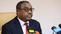 Interview With Former Ethiopian Prime Minister Hailemariam Desalegn