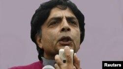 چوہدری نثار علی خان (فائل فوٹو)