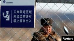 Trung Quốc có chung biên giới dài 1.400 km với Bắc Triều Tiên.