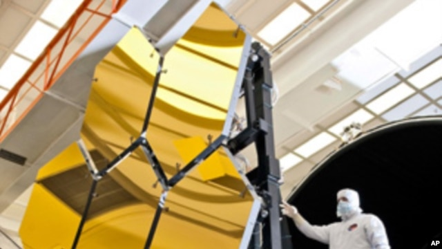 The first six primary mirror segments for the Webb Telescope are prepped to begin final cryogenic testing at NASA's Marshall Space Flight Center in Huntsville, Ala.