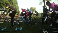 Kenyan Cycling Team Aims to Be as Famous as Kenyan Runners