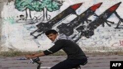 اسراییل: راکت های جدید حماس می تواند به تل آویو برسد