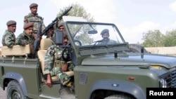 پاکستانی سکیورٹی اہلکار