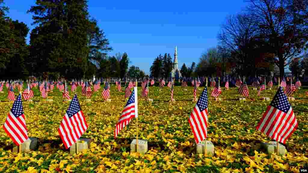 Геттисбергское солдатское кладбище