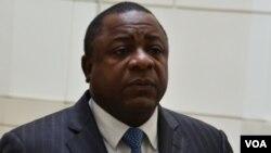 Ministro da justiça Rui Mangueira