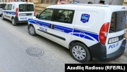 Polis maşını