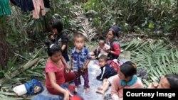 ကခ်င္စစ္ေဘးေရွာင္မ်ား (Hkun Awng Nlam)