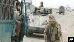 پاکستان: نیٹو کے ٹرکوں پر جنگجوؤں کا حملہ