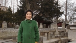 미국 찾은 북한 전문가 김석향 교수