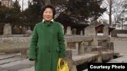 미국 찾은 북한 전문가 김석향 교수 (3)