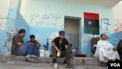 Bani Walid, aux portes du désert libyen, un foyer de fortune offre logement et soins aux migrants en détresse (Image d'archives)
