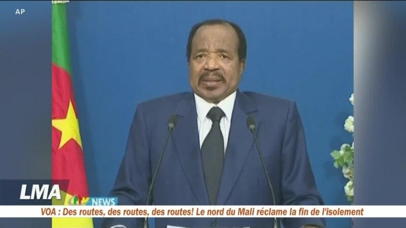 Paul Biya lance le dialogue national au Cameroun