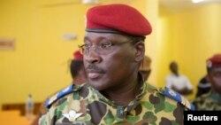 Yarbay Isaac Yacouba Zida