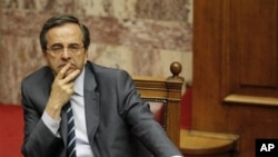 Yunanistan Başbakanı Antonios Samaras