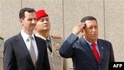 Վենեսուելայի նախագահն այցելել է Սիրիա