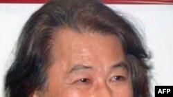 台湾红衫军运动总指挥施明德