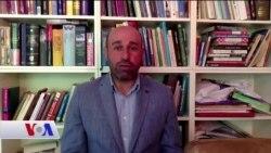 Mihemed Salihzadeh Hilcivîna Trump û Putin Dinirxîne