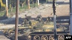 Կառավարական ստորաբաժանումներն ուժեղացրել են Հոմսի ռմբակոծությունը